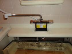 イナックス製シャワー水栓BF-B646T(300)-A85