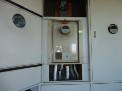 TOTO製ガス給湯器RGH16JBDB