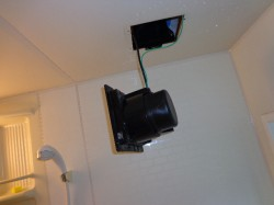 浴室天井換気扇