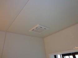 浴室天井換気扇東芝製