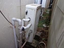 ノーリツ製ガス給湯器