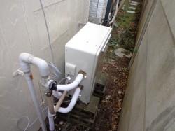 リンナイ製ガス給湯器RFS-A2003SA