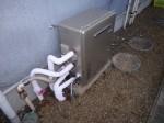 リンナイ製ガス給湯器エコジョーズRUF-E2400SAG