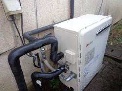 ノーリツ製ガス給湯器GRQ-1650SAX