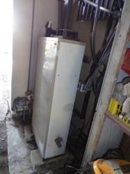 パーパス製石油給湯機BS311A2