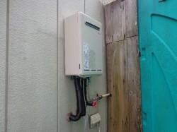 リンナイ製ガス給湯器RUX-A2010W-E