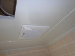 三菱製天井埋め込み型換気扇