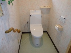 イナックス製シャワートイレ