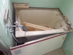日立 壁貫通型給湯器 WF