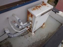パーパス製ガス給湯器FP--246AZR