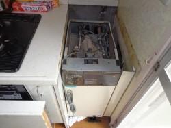 ノーリツ給湯器GBF-1600D