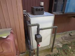ノーリツ製石油給湯機ORM-3000Y