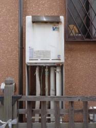 リンナイ製ガス給湯器RUF-V2400SAW-1