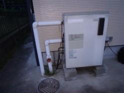 パーパス製石油給湯機TP-BS402AZR-D