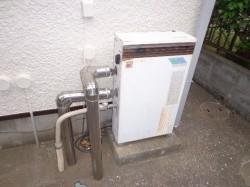 ノーリツ製ガス給湯器GRQ-241A