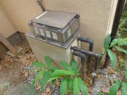 ノーリツ製ガス給湯器GRQ-100