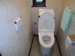 イナックス製トイレ