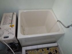 イナックス製FRP浴槽800サイズ