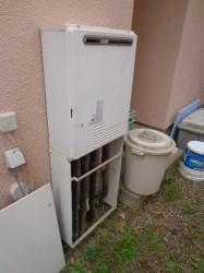 松下製ガス給湯器GJ-S20T1