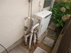 パーパス製ガス給湯器TP-FP244AZR