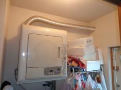 松下製ガス衣類乾燥機MA-040C-S