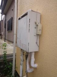 松下製ガス給湯器GJ-S20T3