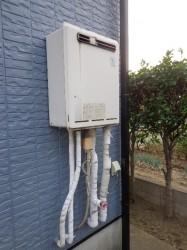 ガスター製ガス給湯器YRUF-V2000SAW-1