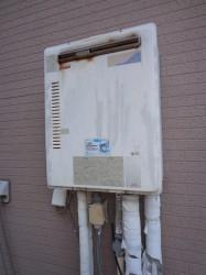 リンナイ製ガス給湯器RUF-2006SAW