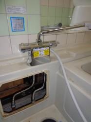 イナックス製シャワー水栓BF-B646TSD(300)