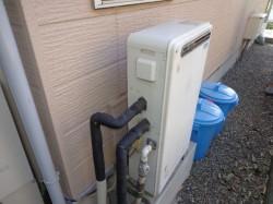ノーリツ製ガス給湯器GRQ-2010SA