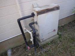日立製ガス給湯器