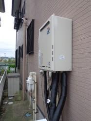 リンナイ製ガス給湯器RUF-A2003SAW(A)