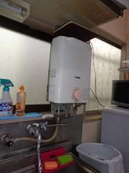 パロマ製小型湯沸器PH5TB