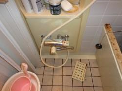 TOTO製シャワー水栓