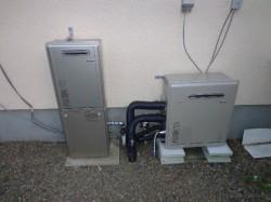 リンナイ製ガス給湯器RUF-E2401SAG(A)