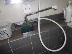イナックス製シャワー水栓BF-B646TSD(300)-A85