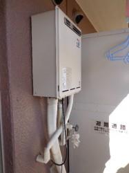 リンナイ製ガス給湯器RUF-V2006SAW