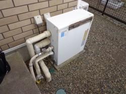パーパス製ガス給湯器FP241AZR