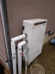 ノーリツ製ガス給湯器GRQ-203SA