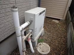 パーパス製ガス給湯器GX-2402R