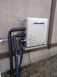 リンナイ製ガス給湯器RUF-E2004AG(A)