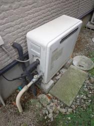 ノーリツ製ガス給湯器GT-2412SARX