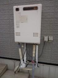 ノーリツ製ガス給湯器GT-2412AWX