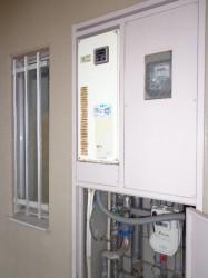 ガスター製ガス給湯器OURB-161D