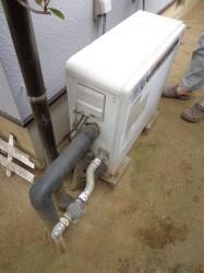 ノーリツ製ガス給湯器GT-2422ARX