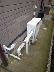 パーパス製ガス給湯器TP244AZR