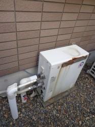 パーパス製ガス給湯器FP246SZR
