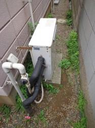 リンナイ製ガス給湯器RUF-V1610AG-1
