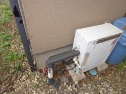 パーパス製ガス給湯器FZ246SZR