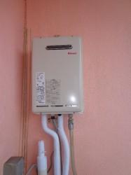 リンナイ製ガス給湯器RUX-A1610W-E